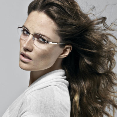 Effective Rimless Glasses for All