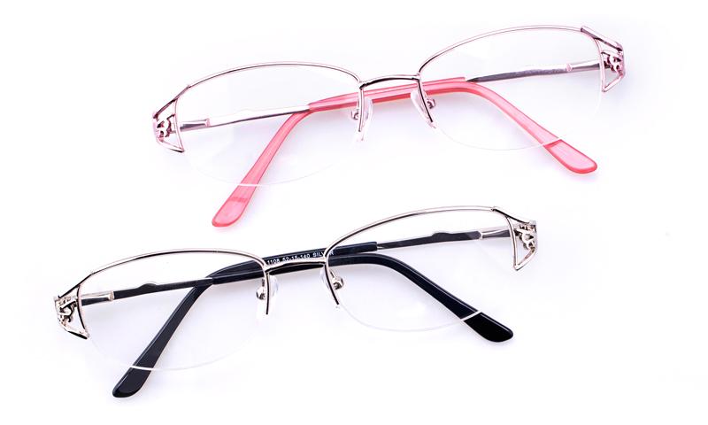 oval rimless reading glasses Global Business Forum - IITBAA