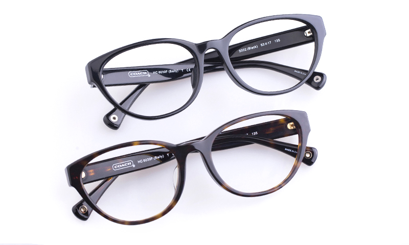 2df8c57291 Coach HC6039F Acetate Womens Cat eye Full Rim Optical Glasses