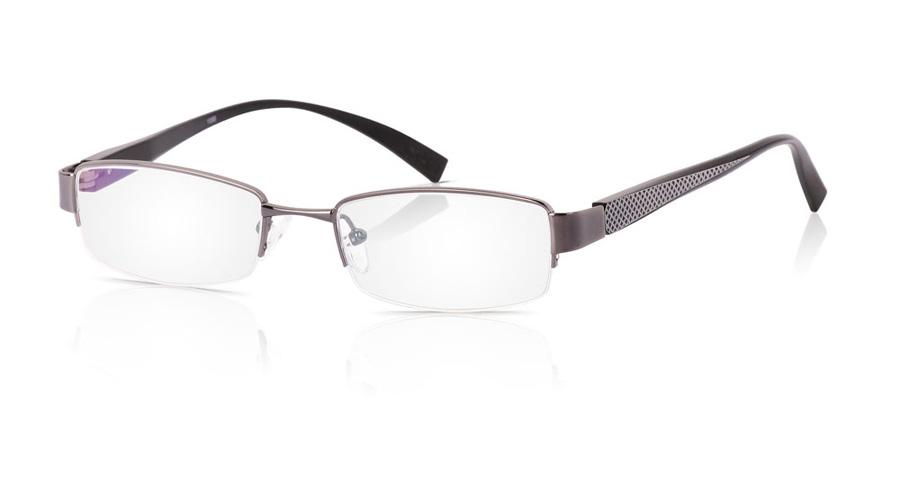 Vista First 1089 Aluminum Mens&Womens Half Rim Optical Glasses