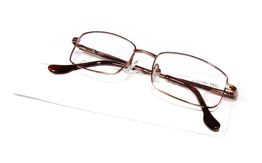 Poesia eso6601 Stainless Steel Mens&Womens Full Rim Optical Glasses