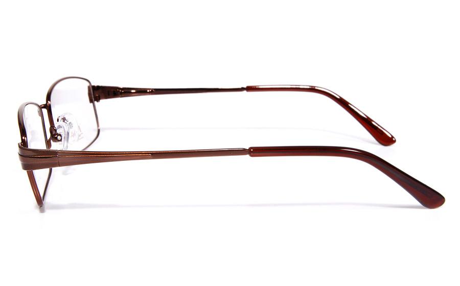 Poesia eso6606 Stainless Steel Mens&Womens Full Rim Optical Glasses