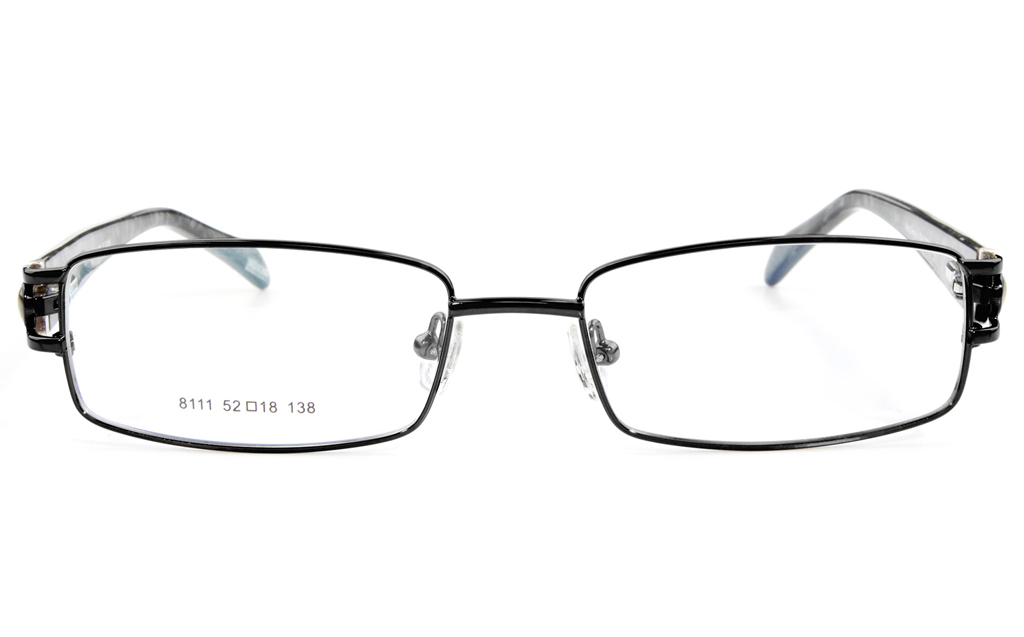 Vista First 8111 Stainless Steel Full Rim Womens Optical Glasses