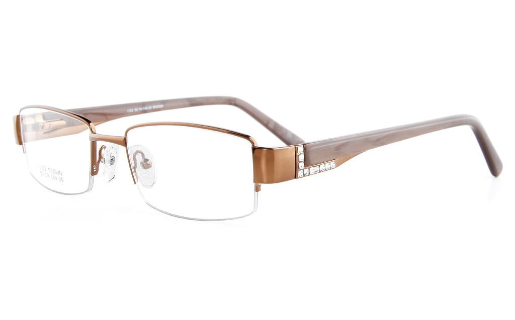 Bottom Rimless Glasses : Semi Rimless Glasses Rim Bottom Louisiana Bucket Brigade