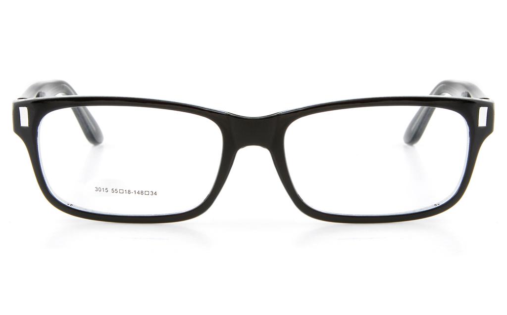Poesia Propionate Mens Full Rim Optical Glasses - Square Frame