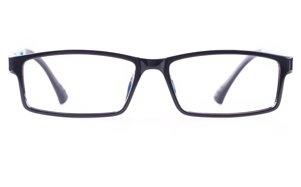 Glasses Frames Upload Picture : Poesia SMOOTH ULTEM Mens&Womens Rectangle Full Rim Optical ...
