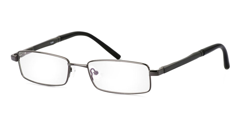 Vista First 1046 Aluminum Full Rim Mens Optical Glasses