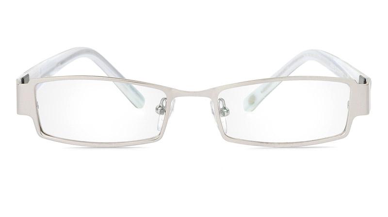 Vista First 1059 Stainless Steel/ZYL Full Rim Mens Optical Glasses