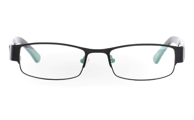 6125 Stainless Steel Full Rim Mens Optical Glasses