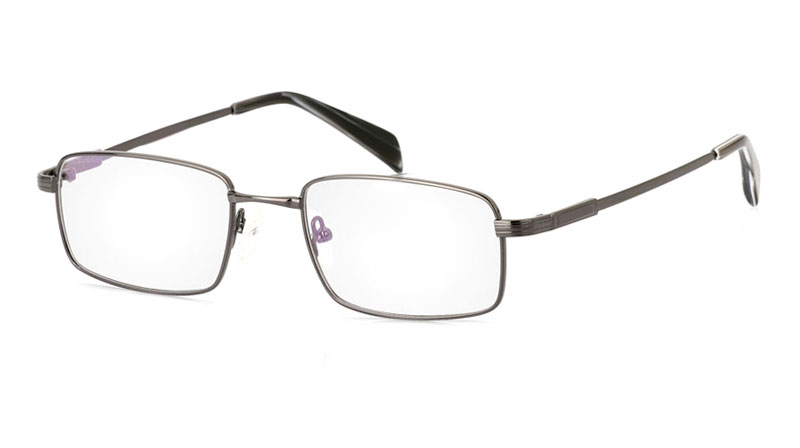 Vista First 2016 Titanium Memory Full Rim Mens Optical Glasses