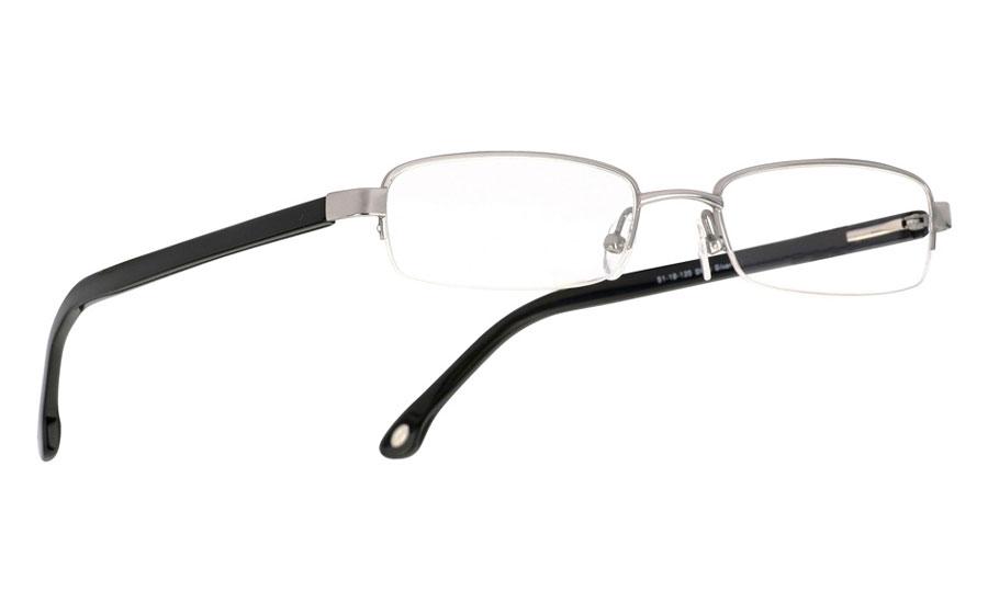 Vista First 1003 Stainless Steel/ZYL Full Rim Mens Optical Glasses