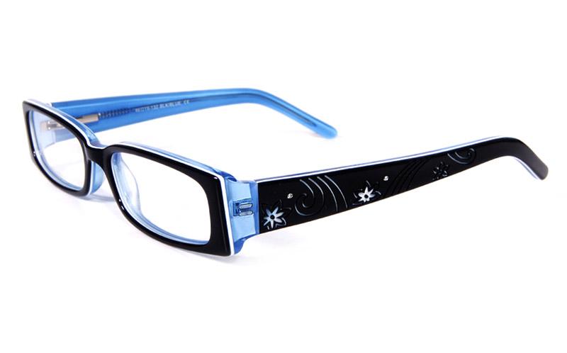 Vista Kids 0555 Acetate(ZYL) Full Rim Kids Optical Glasses