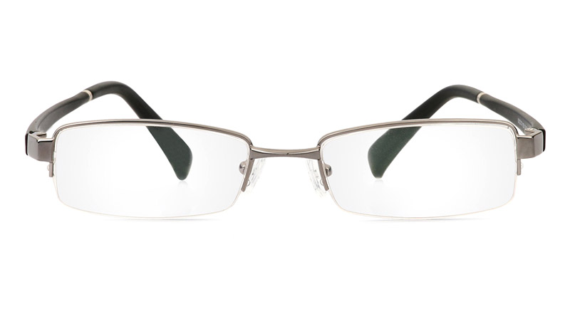 Vista First 1083 Polycarbonate(PC) Mens&Womens Half Rim Optical Glasses