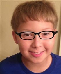 melbruns56 try on glasses photo