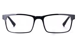 Poesia 7010 Ultem Mens Full Rim Optical Glasses for Fashion,Party Bifocals