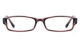 Poesia 3104 Propionate Womens Full Rim Optical Glasses