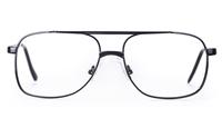 Poesia D11 Stainless Steel Mens Full Rim Optical Glasses