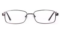 Poesia 6647 Stainless Steel Womens Full Rim Optical Glasses