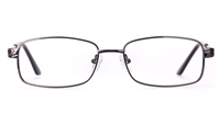 Poesia 6647 Stainless Steel Womens Full Rim Optical Glasses