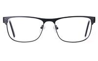 Poesia 6649 Stainless Steel Mens Full Rim Optical Glasses