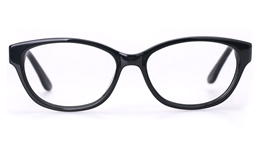 Vista First 0857 Acetate(ZYL) Womens Full Rim Optical Glasses for Fashion,Classic,Party,Wood Bifocals