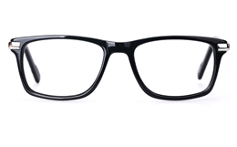 Vista First 0856 Acetate(ZYL) Womens Full Rim Optical Glasses for Fashion,Classic,Party,Wood Bifocals