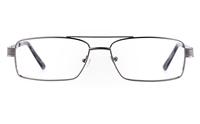 Poesia 7703 Stainless steel/ZYL Mens Full Rim Optical Glasses