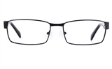 Poesia 7706 Stainless steel/ZYL Mens Full Rim Optical Glasses