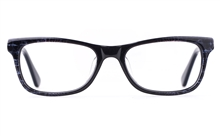 Vista First 0197 Acetate(ZYL) Womens Full Rim Optical Glasses for Fashion,Classic,Party,Sport Bifocals