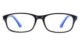 Nova Kids 3530 TCPG Kids Full Rim Optical Glasses for Fashion,Classic,Party,Sport Bifocals