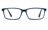 Poesia 3117 TCPG Mens&Womens Full Rim Optical Glasses