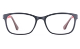 Poesia 7018 ULTEM Mens&Womens Full Rim Optical Glasses