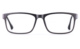 Poesia 7017 ULTEM Mens Full Rim Optical Glasses for Fashion,Classic,Sport Bifocals