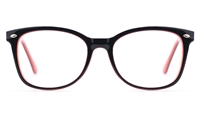Poesia 3110 Propionate Womens Full Rim Optical Glasses
