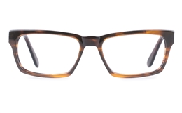 Vista First 0861 Acetate(ZYL) Mens Full Rim Optical Glasses for Fashion,Classic,Party,Sport,Wood Bifocals