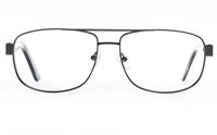 Poesia 7707 Stainless steel/ZYL Mens Full Rim Optical Glasses