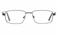 Poesia 6661 Stainless Steel Mens Full Rim Optical Glasses