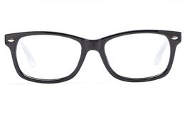 Poesia 3131 Polycarbonate(PC) Mens   Womens Full Rim Optical Glasses for Fashion,Classic,Party Bifocals