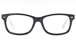 Poesia 3131 Polycarbonate(PC) Mens & Womens Full Rim Optical Glasses
