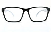 Poesia 3134 Polycarbonate(PC) Mens Full Rim Optical Glasses