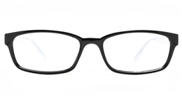 Poesia 3135 Polycarbonate(PC) Mens   Womens Full Rim Optical Glasses for Fashion,Classic,Nose Pads Bifocals