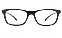 Poesia 3136 Polycarbonate(PC)  Womens Full Rim Optical Glasses