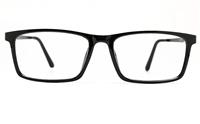 Poesia 7022 TR90/ALUMINUM Womens Full Rim Optical Glasses