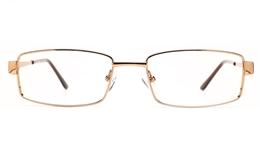 Poesia 6065 Stainless Steel Womens Full Rim Optical Glasses
