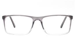 Poesia 3145 PLASTIC Mens Full Rim Optical Glasses for Fashion,Classic,Nose Pads Bifocals