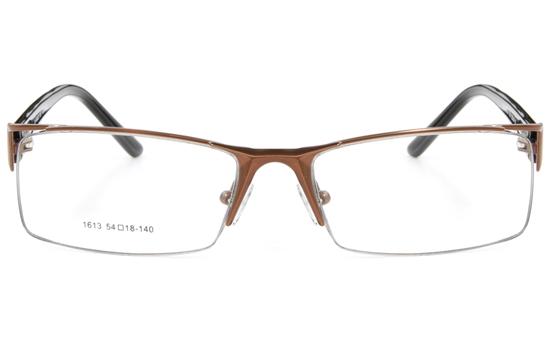 46c363ebaf0a Coach Semi Rimless Eyeglasses