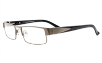 Poesia 6621 Stainless Steel Mens&Womens Full Rim Optical Glasses