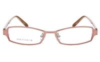 8058 Stainless Steel/ZYL Kids Full Rim Square Optical Glasses