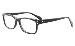 T6020 Acetate(ZYL) Mens&Womens Full Rim Square Optical Glasses