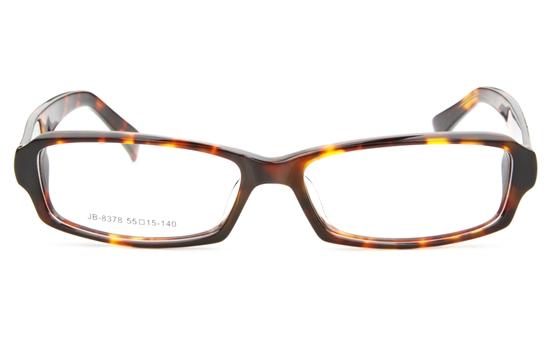 dcc0c81da809f JB8378 Acetate(ZYL) Womens Full Rim Square Optical Glasses